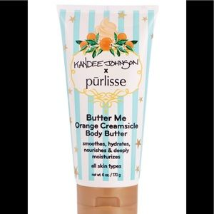 PURLISSE BUTTER ME ORANGE CREAMSICLE BODY BUTTER